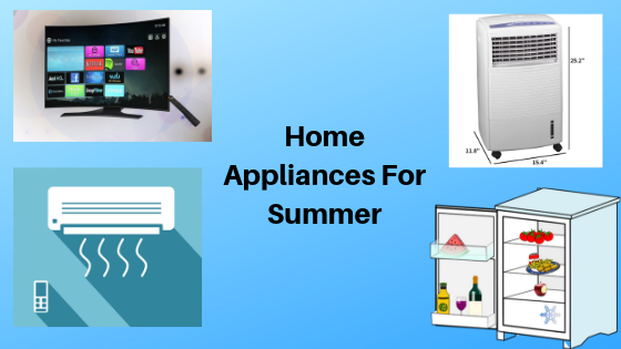 4 Easy Tips to Follow Home Appliances Maintenance