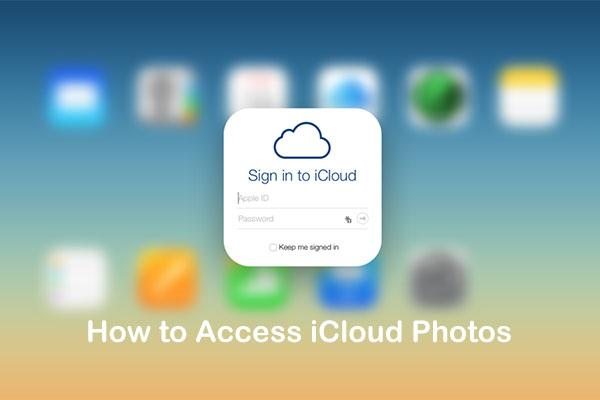 how to access icloud photos on pc and mac