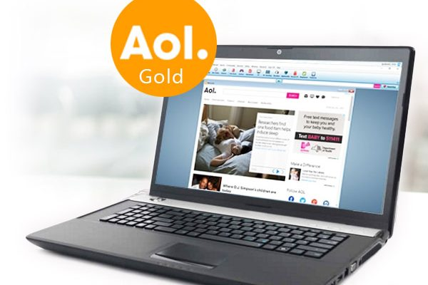 aol to computer