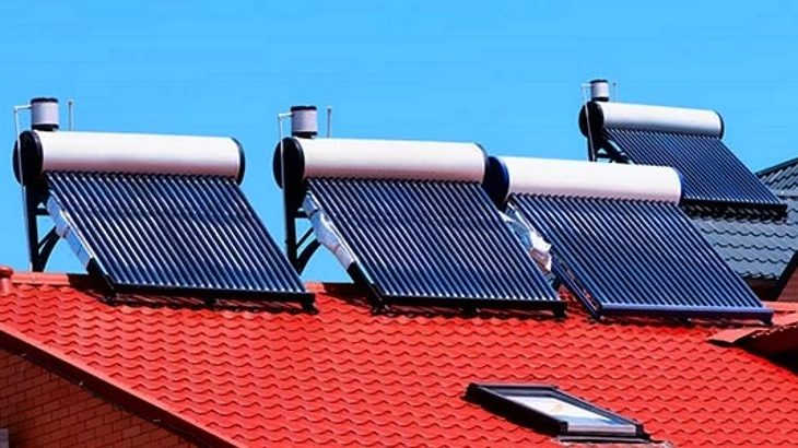 solar water heater in ahmedabad