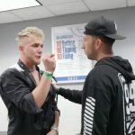 Jake Paul Cries Backstage after Logan Paul Loses to KSI