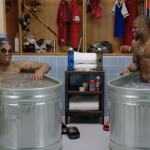 Dennis Rodman's Interview With Kevin Hart in the Cold Tub
