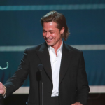 "SAG Awards 2020: Brad Pitt's ""Cool"" Speech"