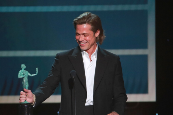 Brad Pitt Speech