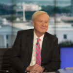 The Retirement Announcement Of Chris Matthews In MSNBC