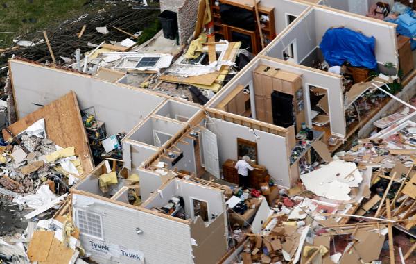 Tornadoes in Nashville