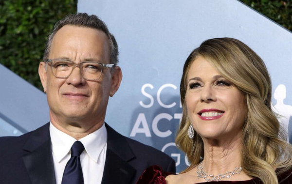 Tom Hanks coronavirus positive