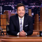 Jimmy Fallon Broadcasts With Family In Quarantine