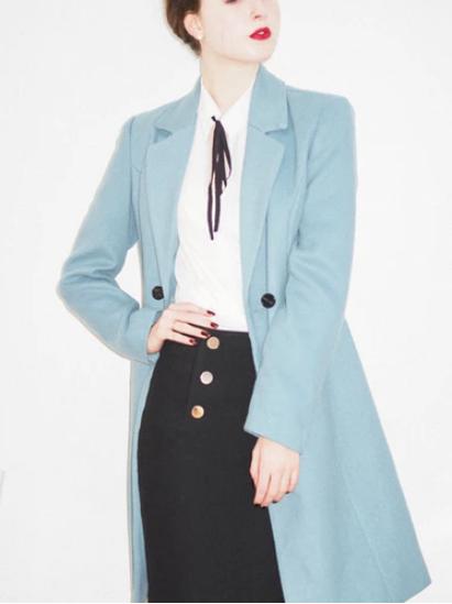 large overcoat