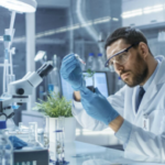 What Happens Inside A Weed Research Lab?