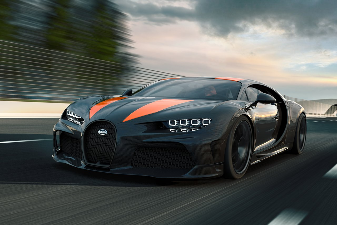 which is the fastest car in the world:
