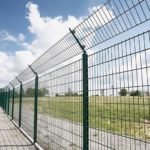 security fence texas