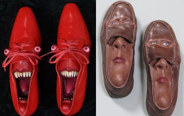 bizarre shoes