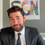 John Krasinski Invites Oprah And Others For SGN Graduation