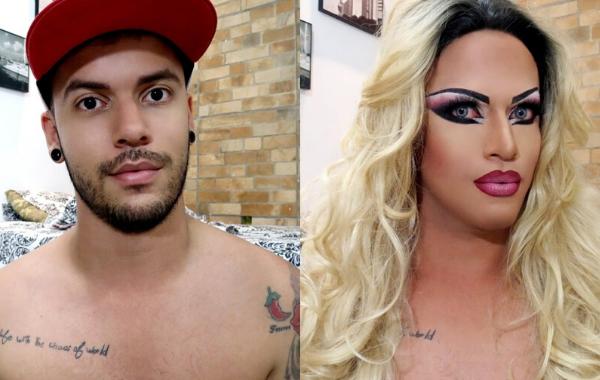 Cremated Drag Transformation