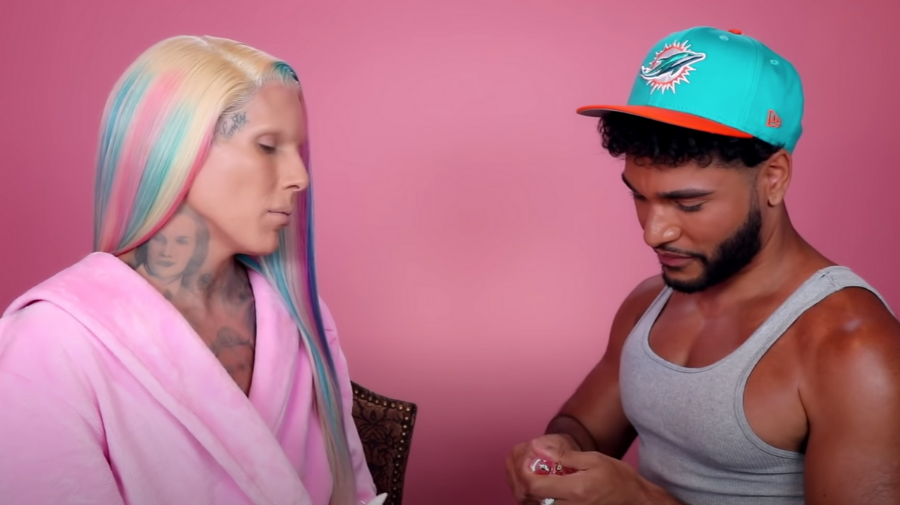 Jeffree Star's first date