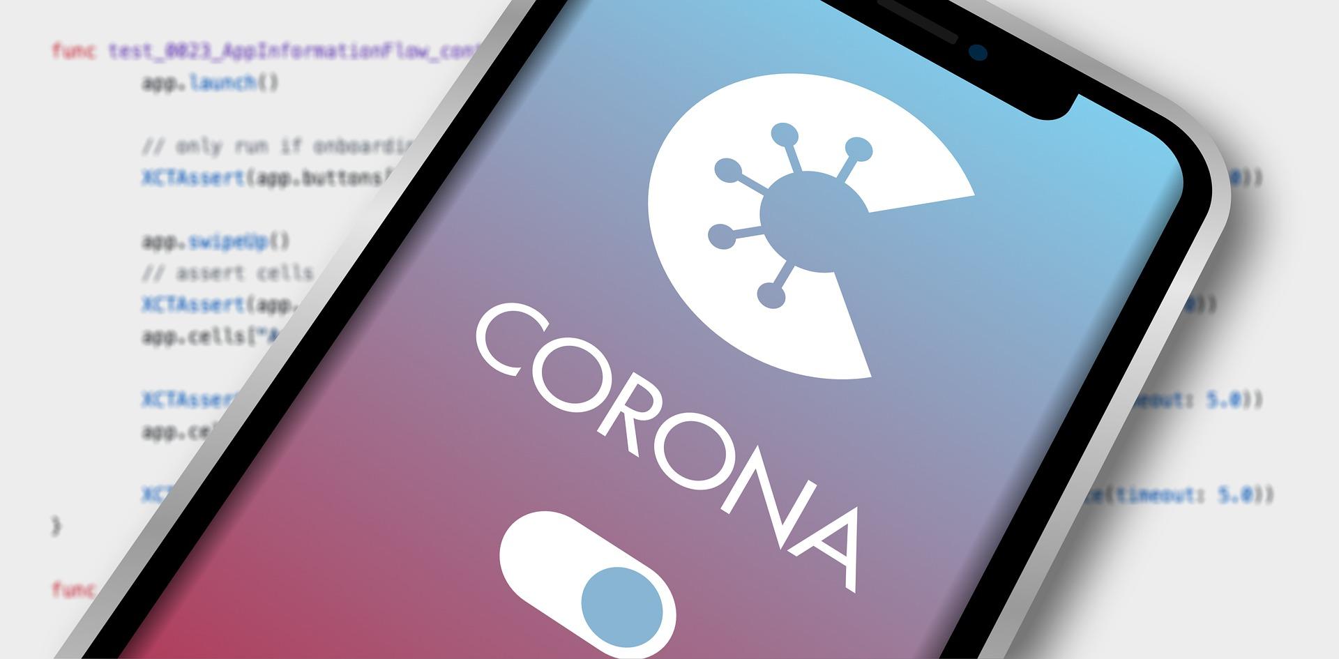 coronavirus tracking apps
