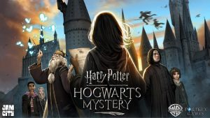 Harry Potter: Hogwarts Mystery best iPhone games