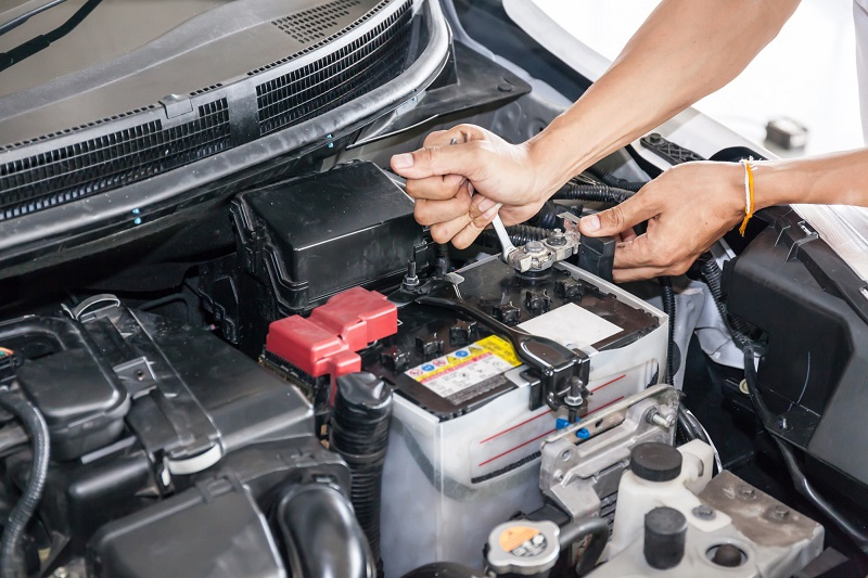 car battery maintenance