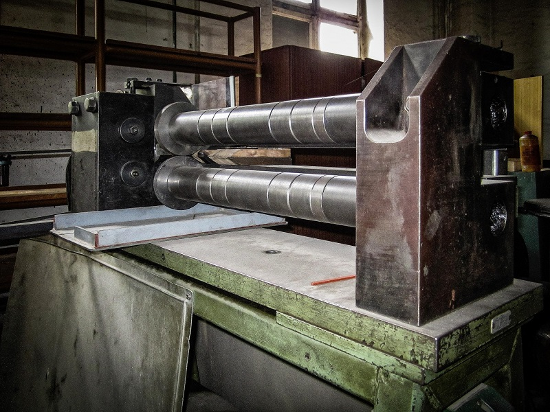 machine press