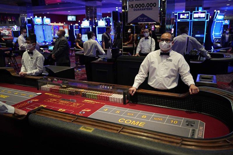 history of online casino gambling