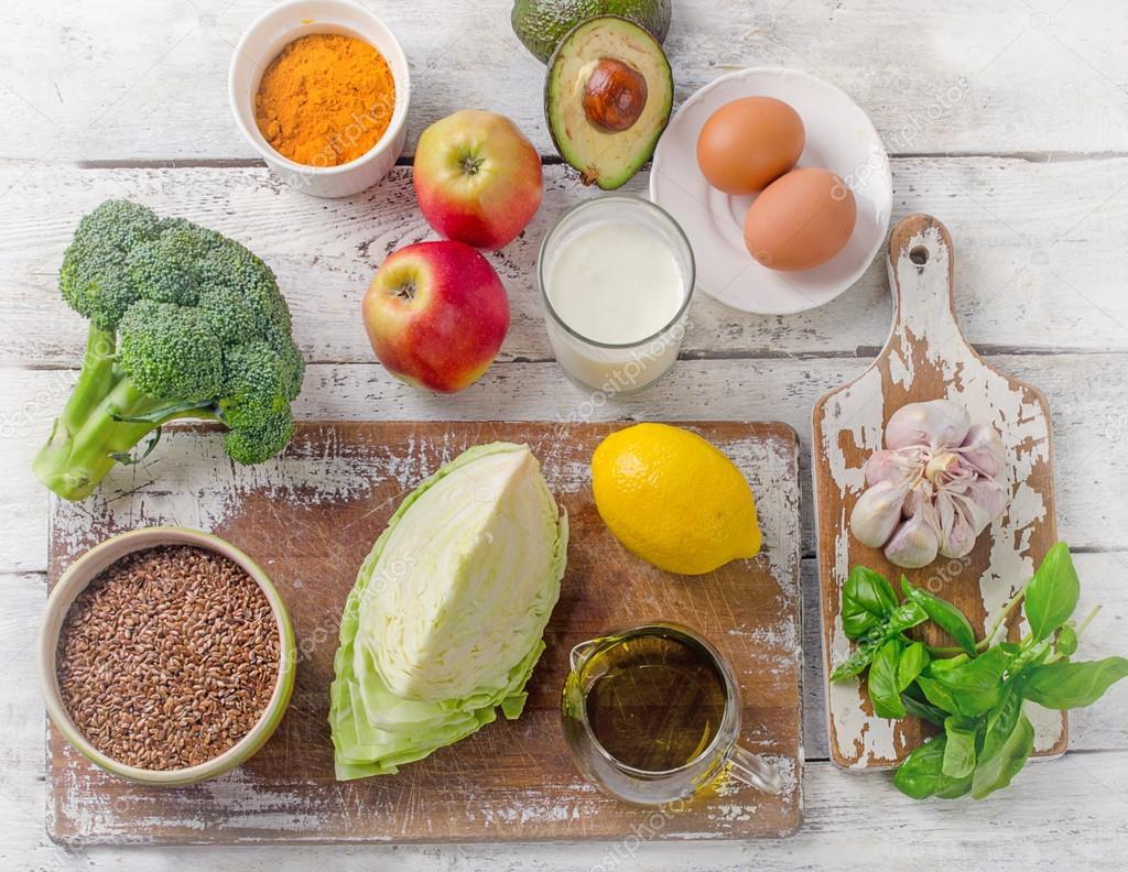 Four Great Foods that Help Lower Cholesterol