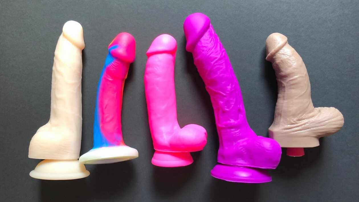 The Art Of Dildo Sex Toys