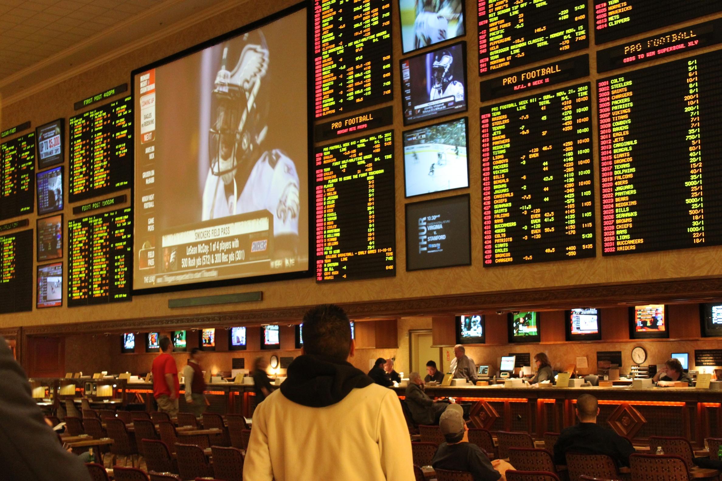 world sport betting