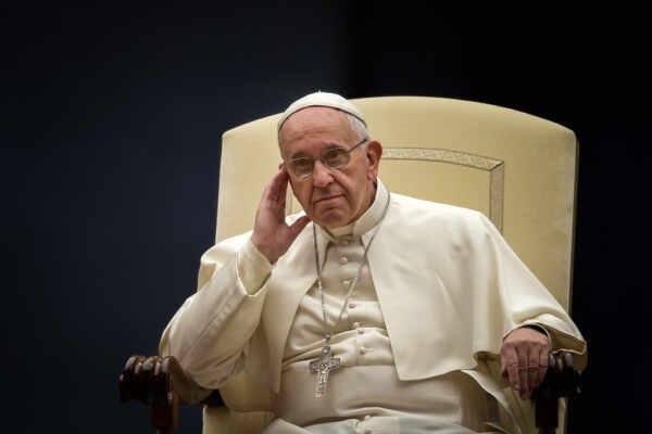 Pope orders pay cut for cardinals as the pandemic hit Vatican finances