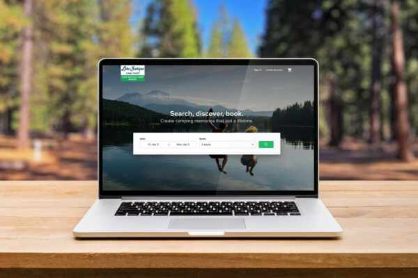 Campspot Software's Consumer Booking