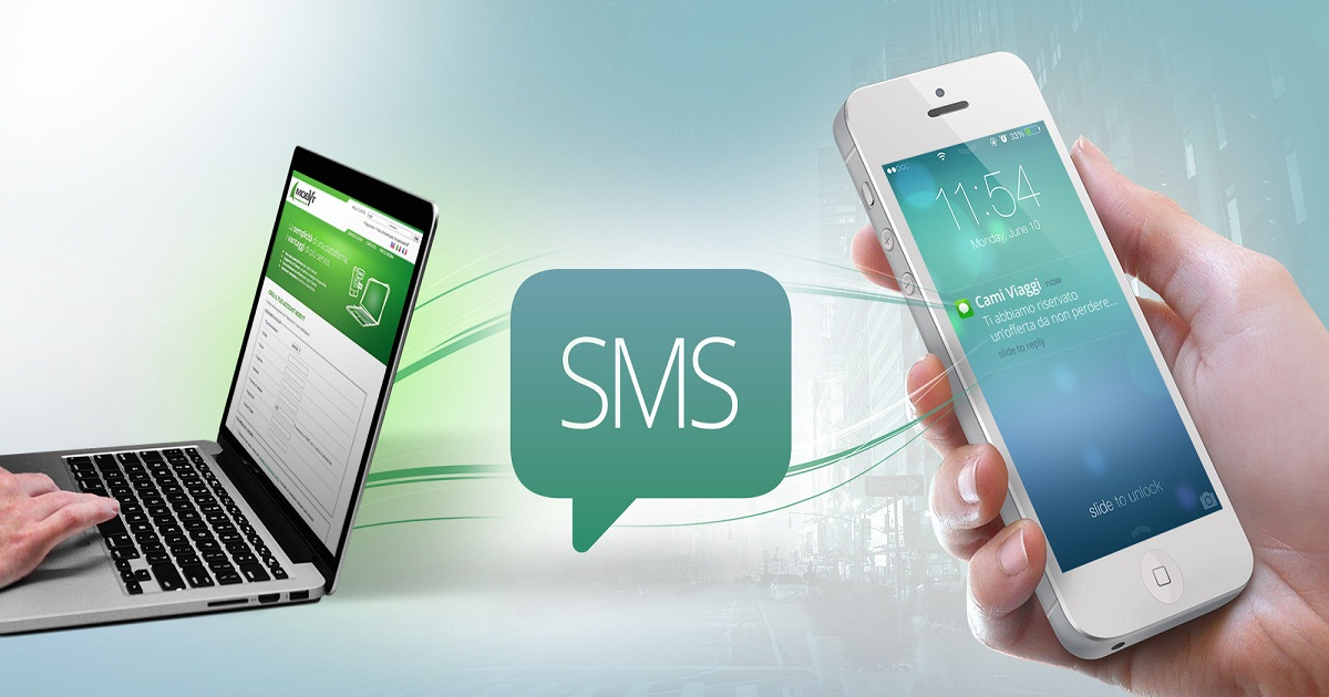 SMS for Registration Accounts