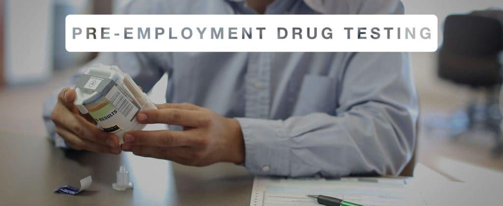 Pre-Employment Drug Screenings