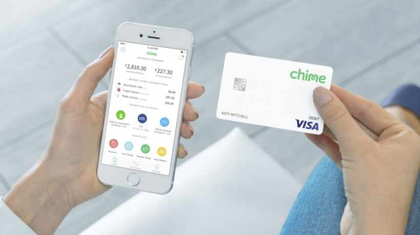 Chime Card Activation