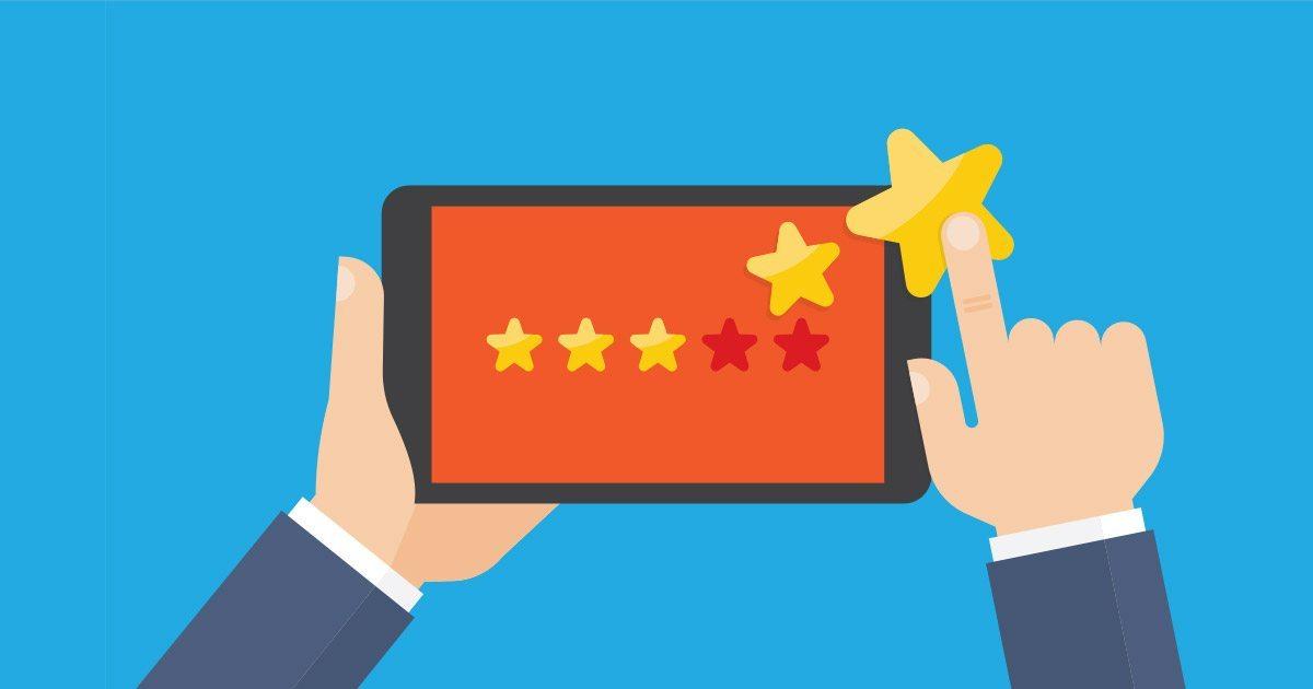 customer reviews
