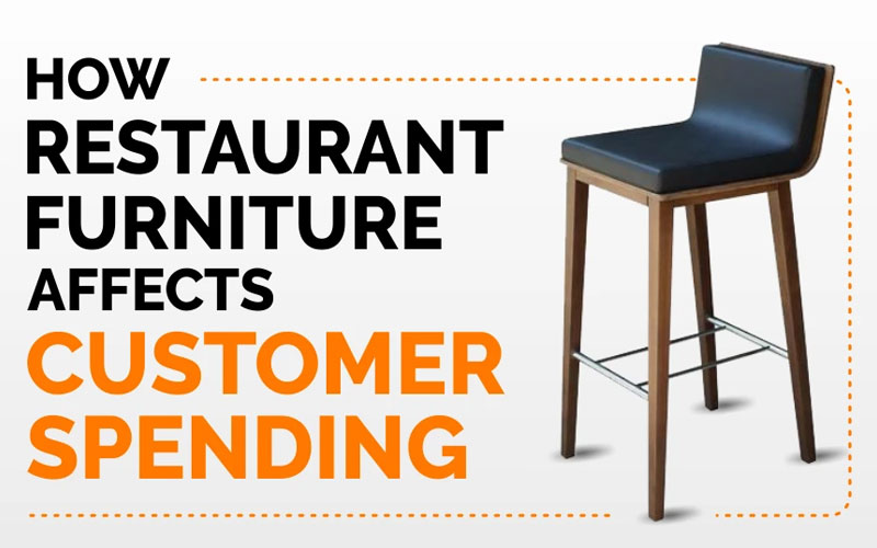 How Restaurant Furniture & Decor can Change Your Customers' Spending
