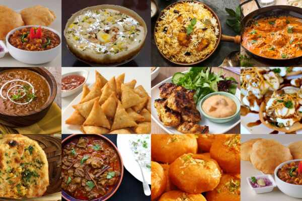 Indian Popular Dishes