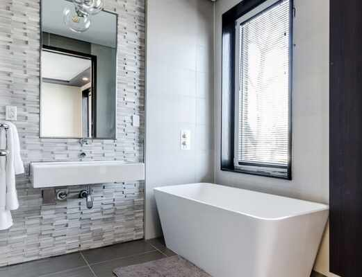 Installed in Your Bathroom Renovation